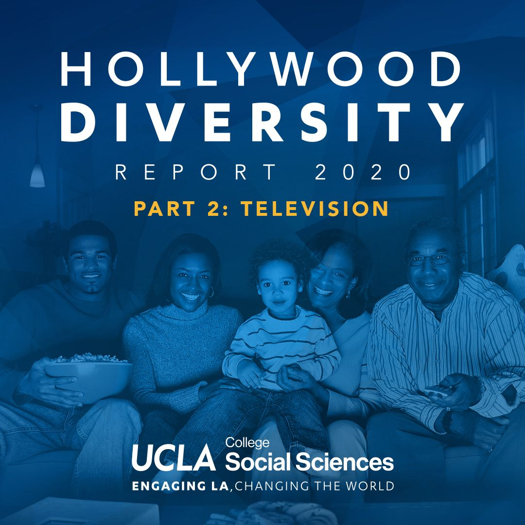 2020 Hollwyood Diversity Report cover art