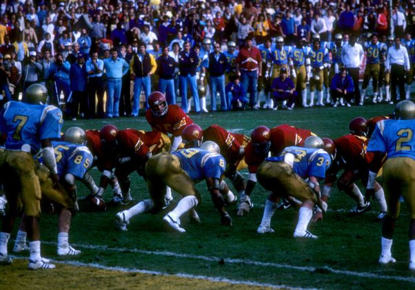 Click to open the large image: UCLA vs. USC