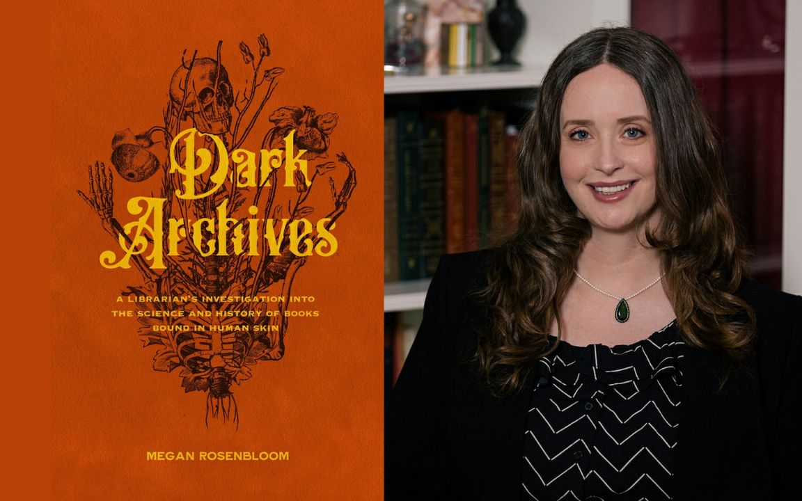 Dark Archives and Megan Rosenbloom
