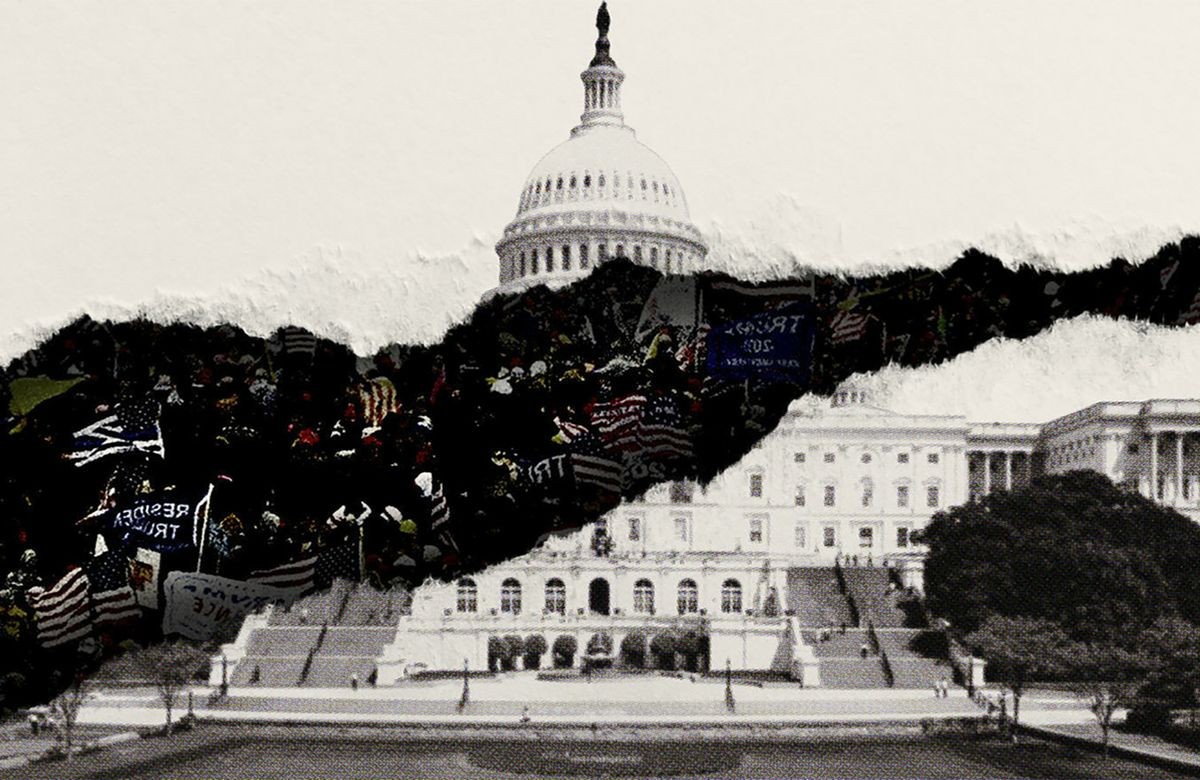 'Insurrection at the Capitol: What's Next?'