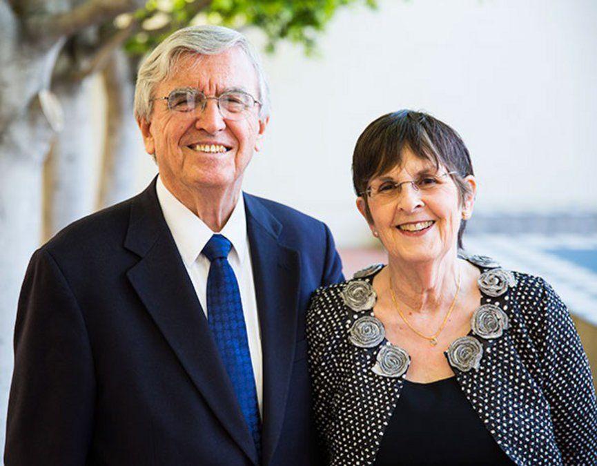 Nicolaos and Sue Curtis Alexopoulos