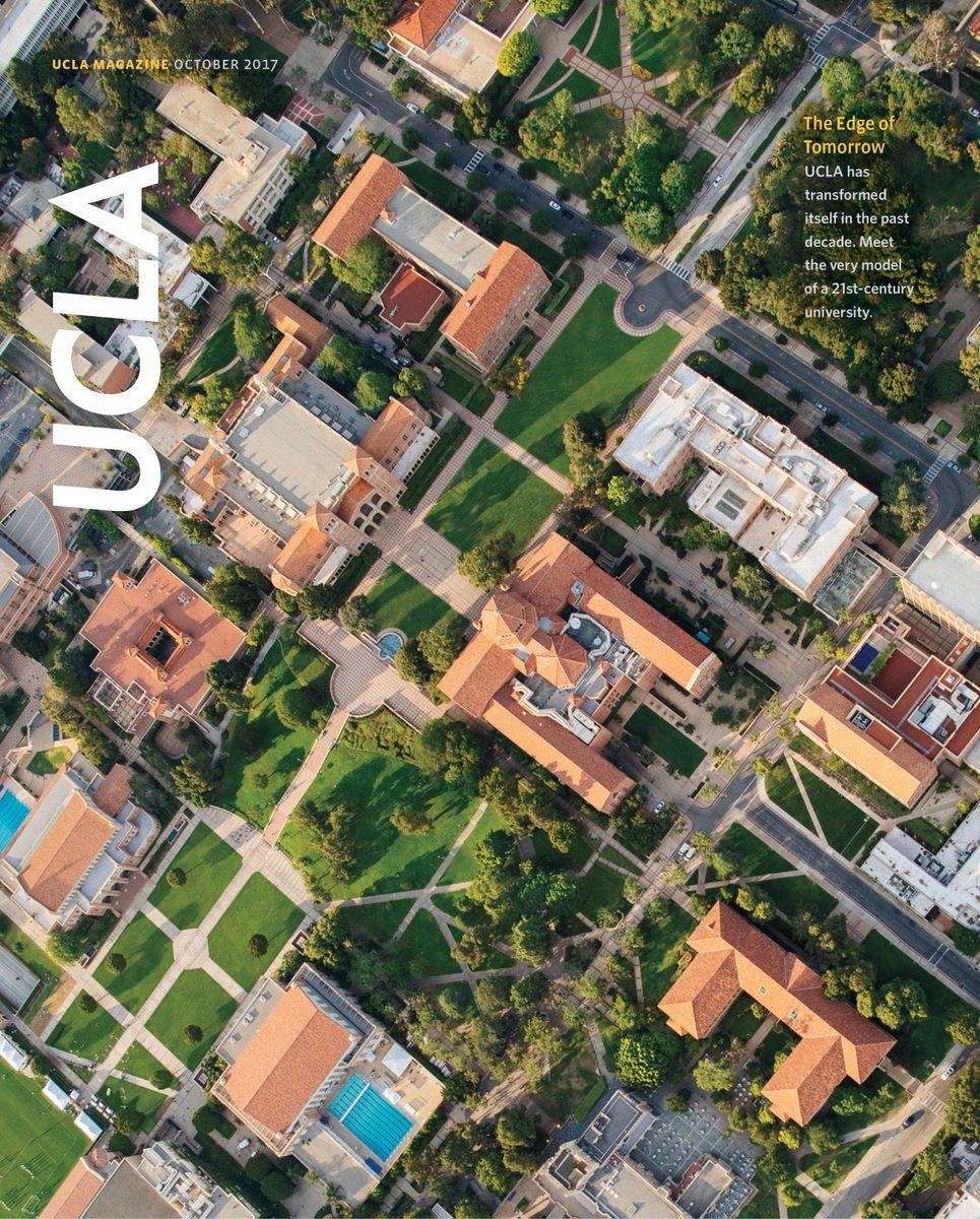 UCLA Magazine October 2017