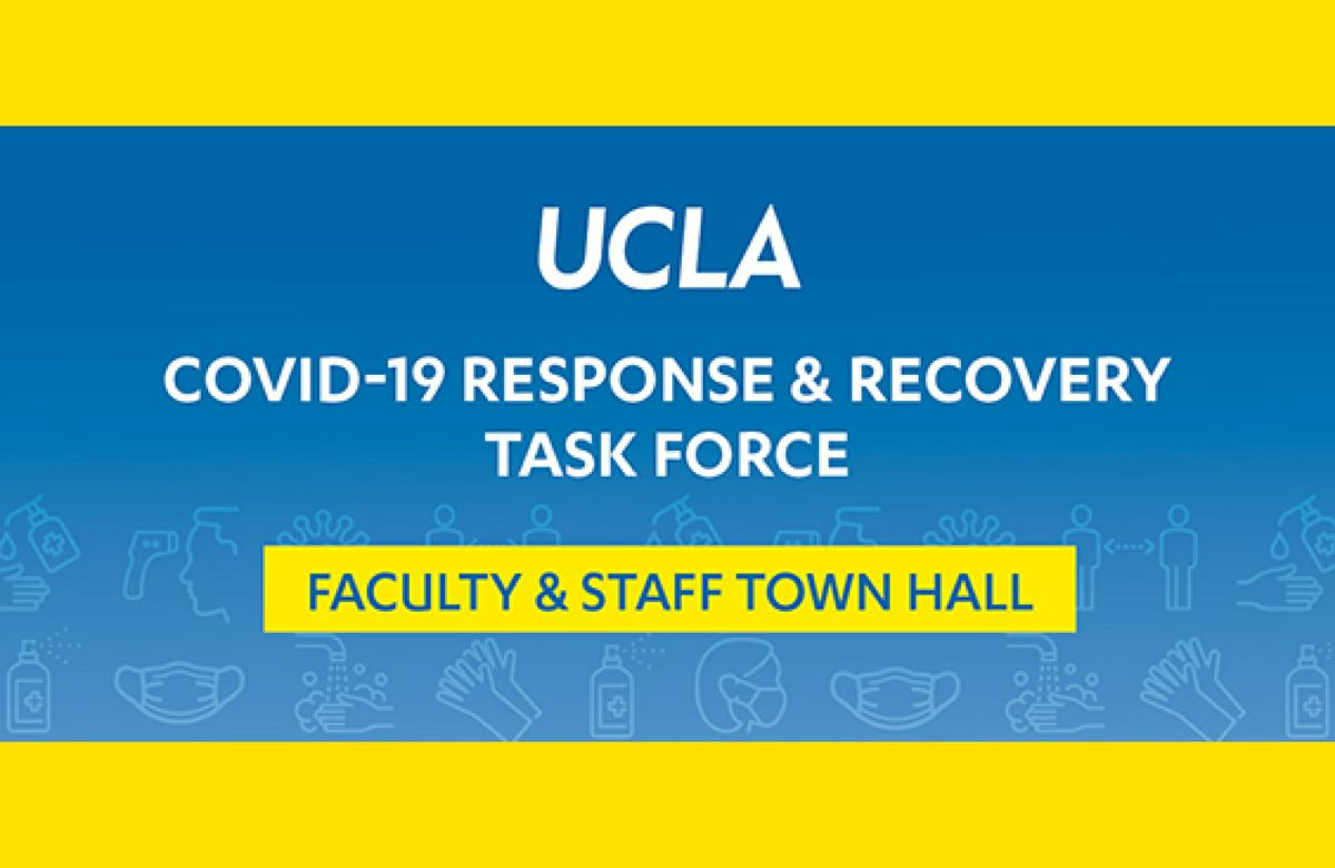 Faculty & Staff Town Hall