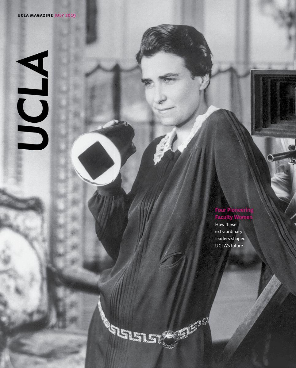 UCLA Magazine July 2019