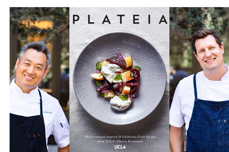 Chef Jeromy Sung, Plateia cookbook and Chef Jason Tingley