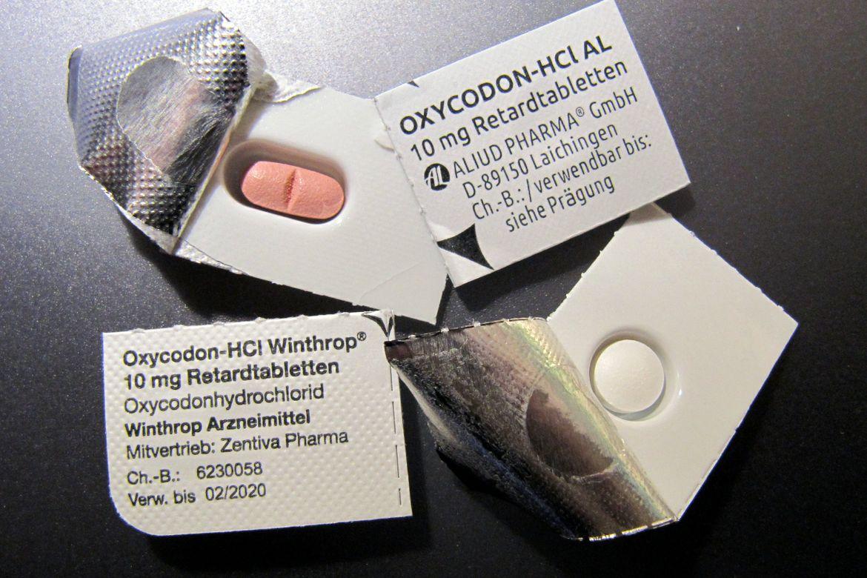 Opioids-Mexico