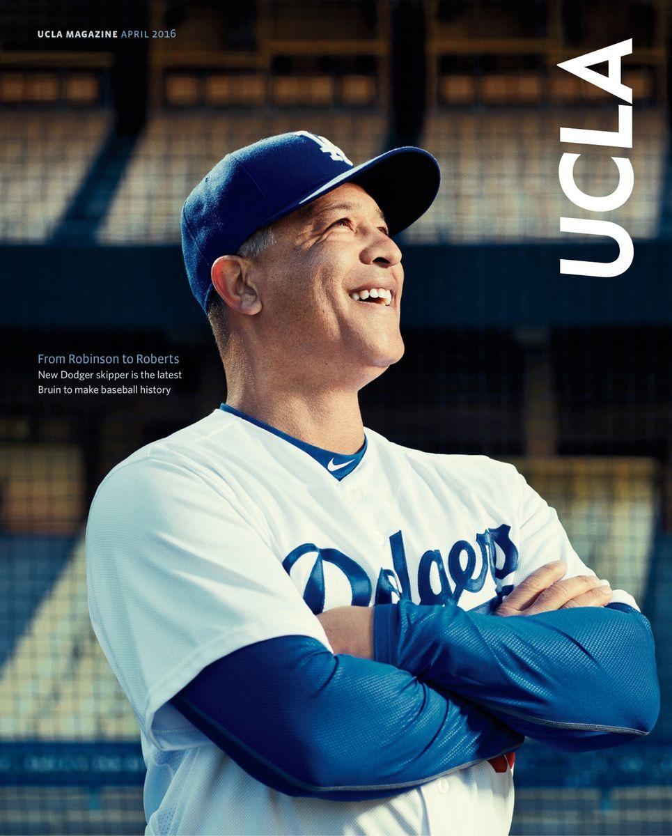 UCLA Magazine April 2016