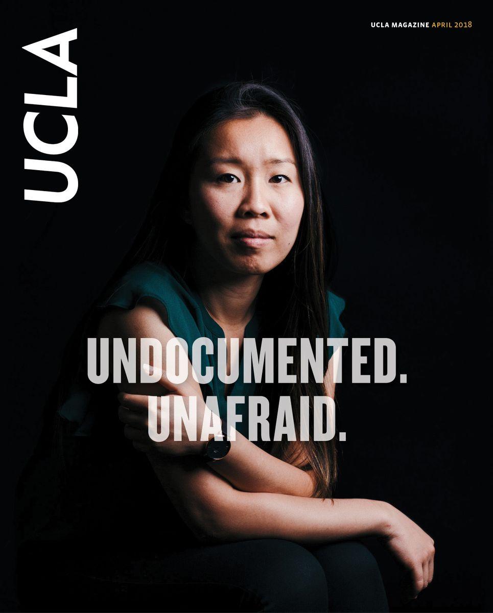 UCLA Magazine April 2018