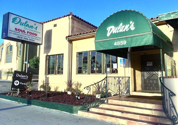 Dulan's restaurant