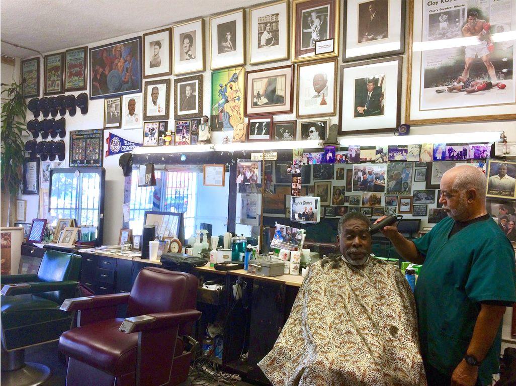 Tollivers Barber Shop
