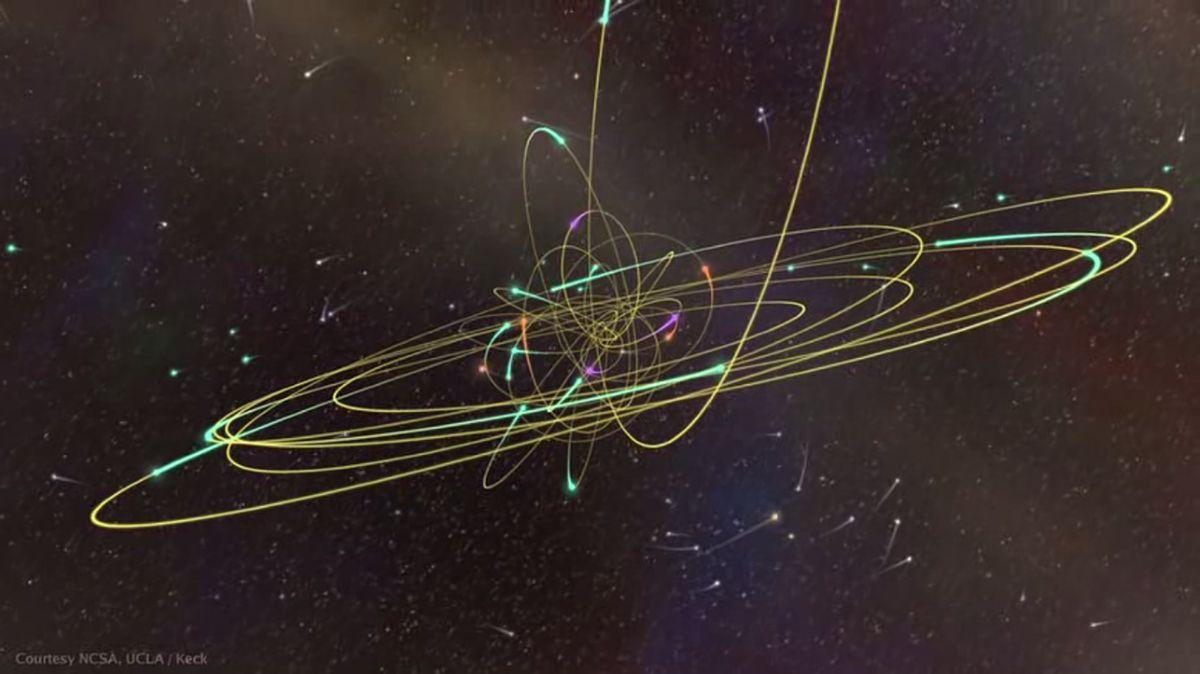 Galaxy illustration