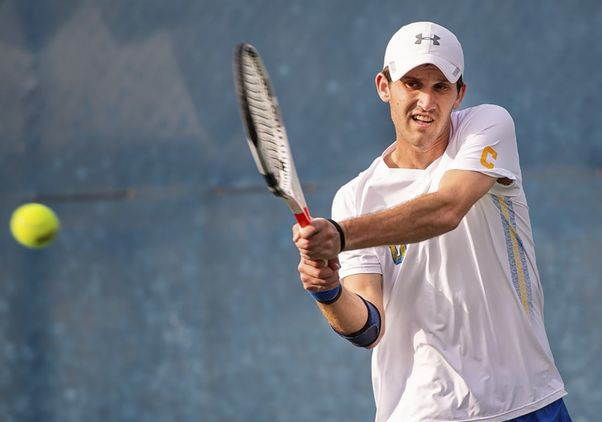 Click to open the large image: UCLA Men's Tennis