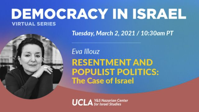 Resentment and Populist Politics: The Case of Israel