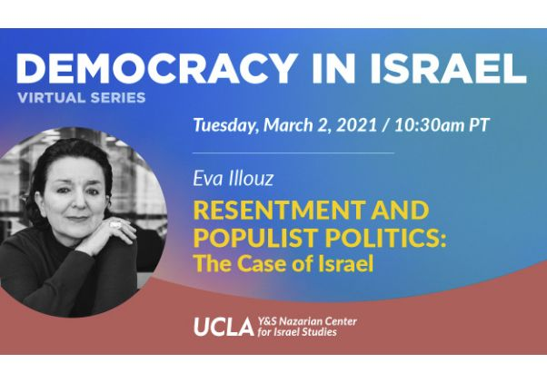 Click to open the large image: Resentment and Populist Politics: The Case of Israel