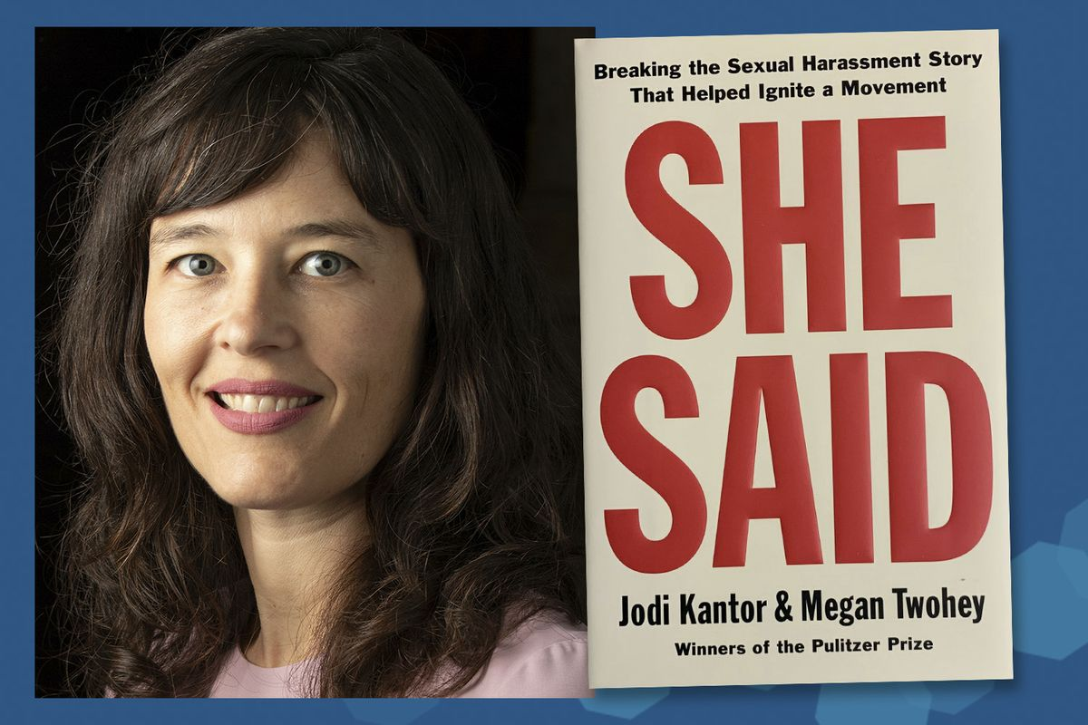 She Said — How Journalist Megan Twohey Uncovered a Hollywood Scandal