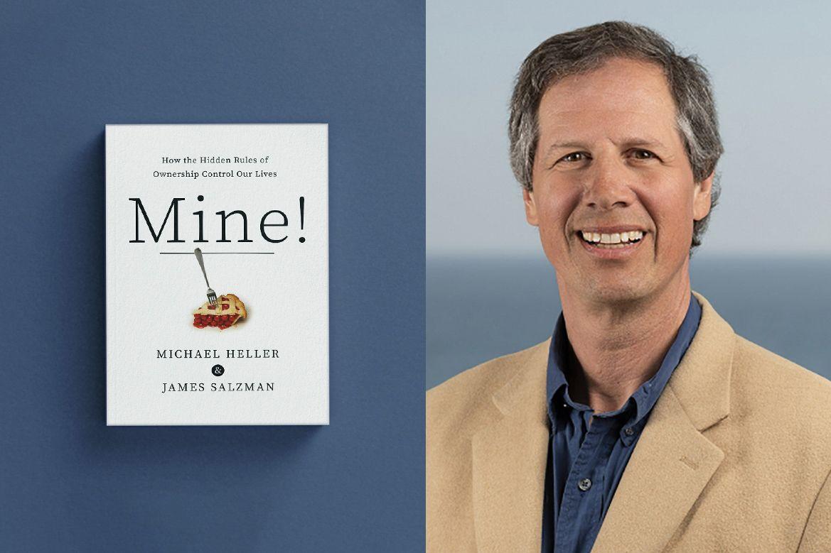 James Salzman and Mine! book