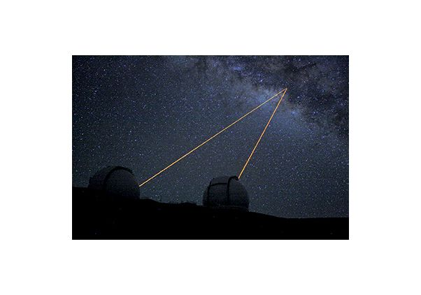 Click to open the large image: W. M. Keck Observatory
