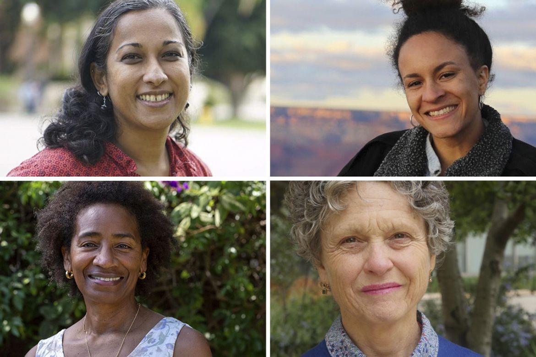 UCLA's women leaders