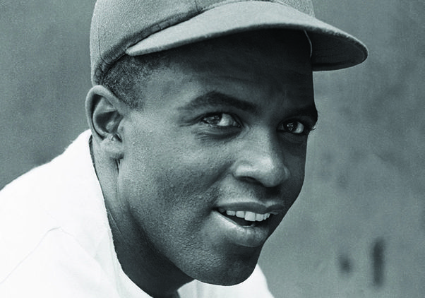 Click to open the large image: Jackie Robinson