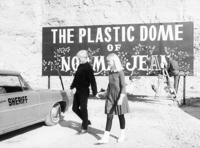 """The Plastic Dome of Norma Jean"""