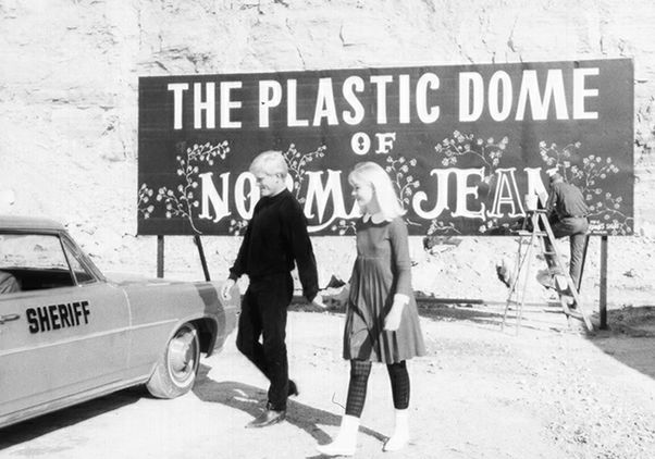 """Click to open the large image: """"The Plastic Dome of Norma Jean"""""""