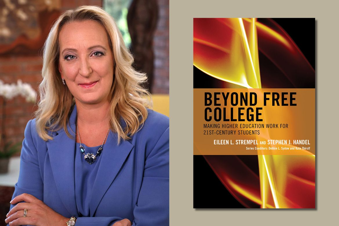 Dean Eileen Strempel and Beyond Free College