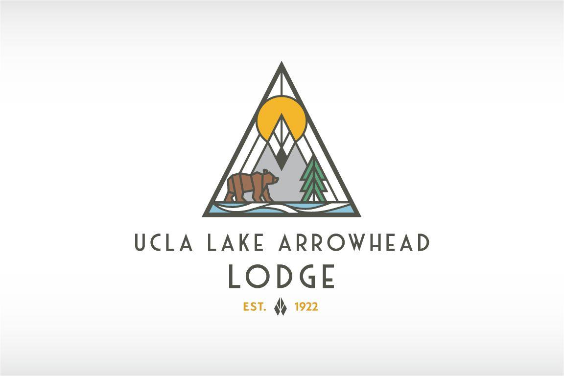 UCLA Lake Arrowhead Lodge logo