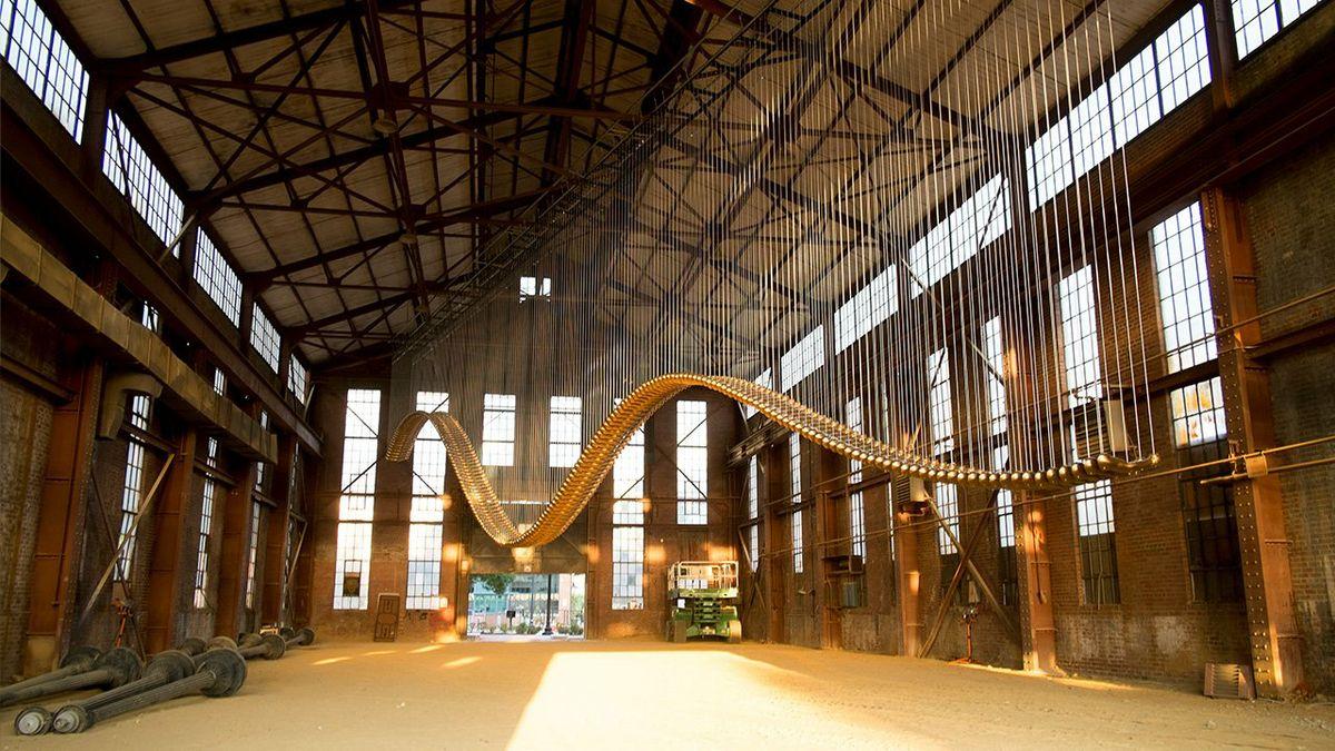A Global Destination for Art: Glenn Kaino