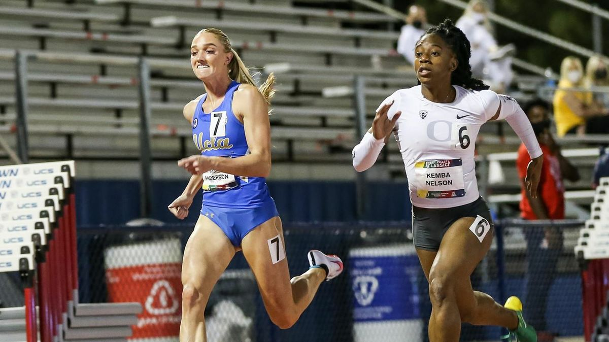Track & Field: Pac-12 Championships