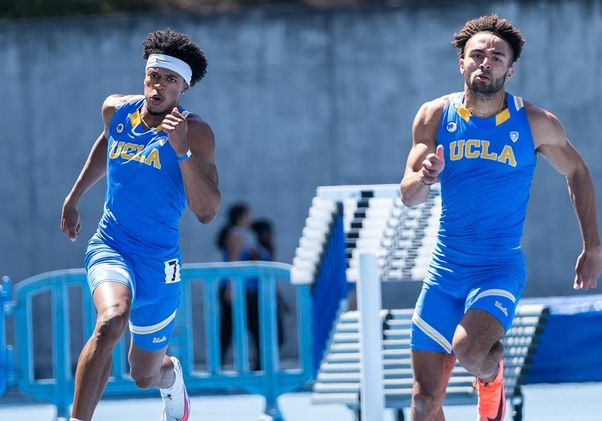 Click to open the large image: Track & Field: Pac-12 Championships