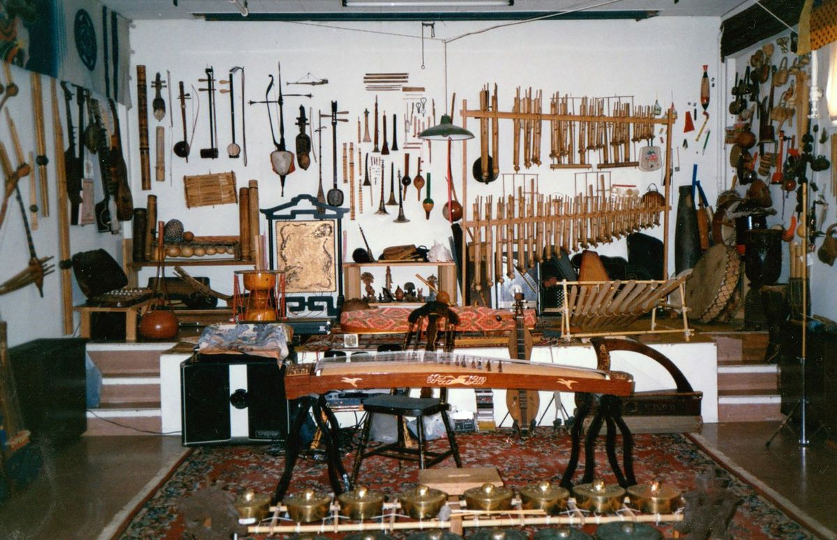 Walking the Walls: The Transformation of a Working Instrument Collection