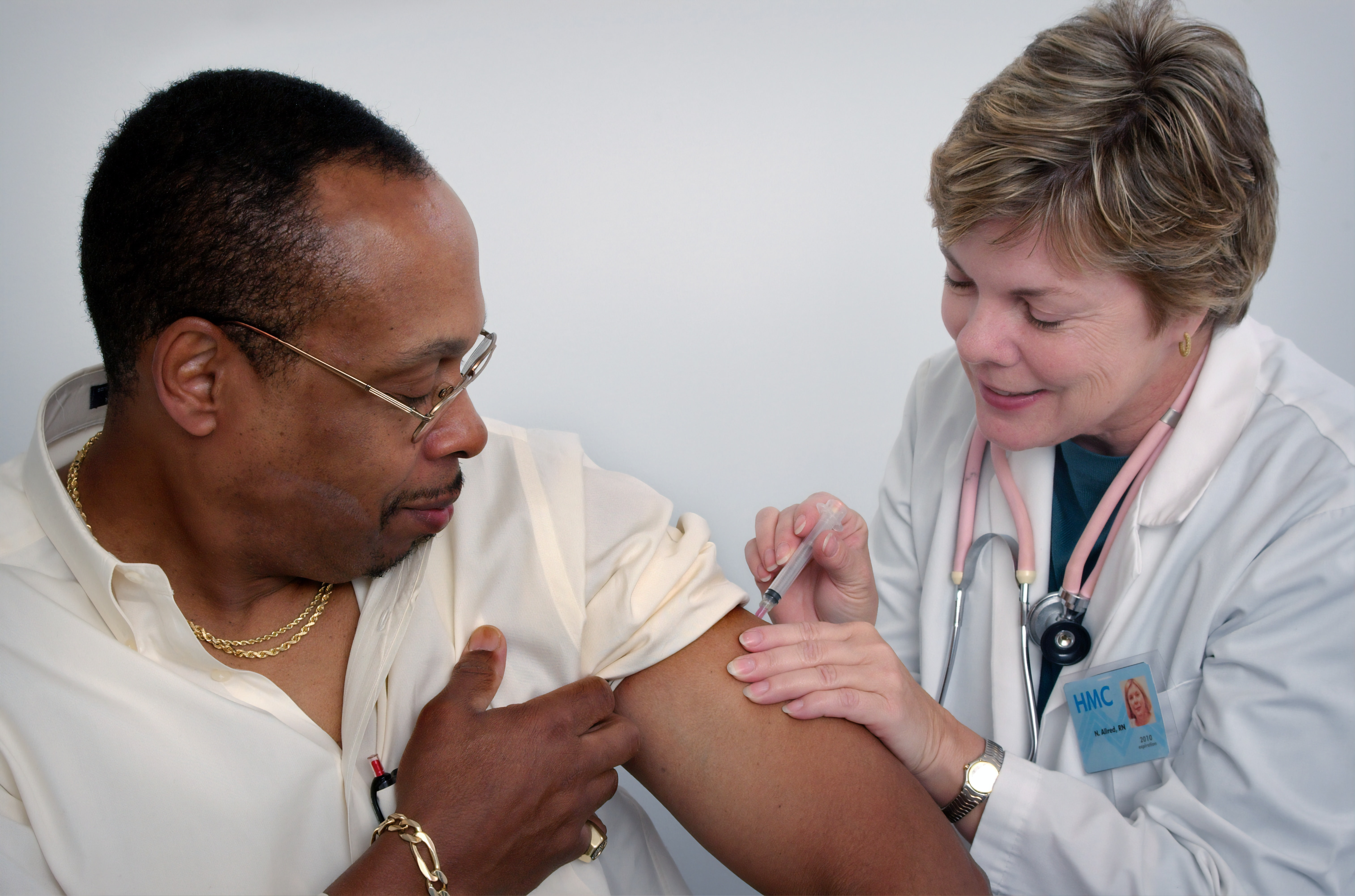 Patients of women doctors more likely to be vaccinated against the flu