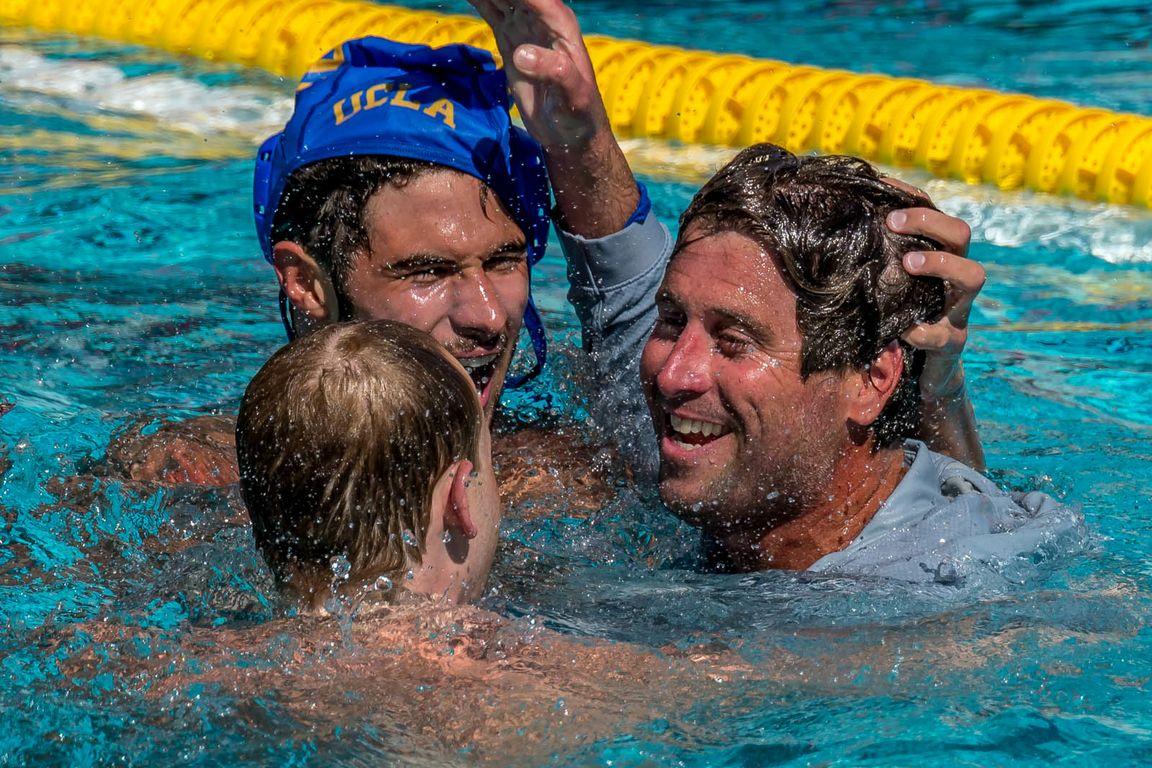 Chasen Travisano, Nicolas Saveljic and Adam Wright