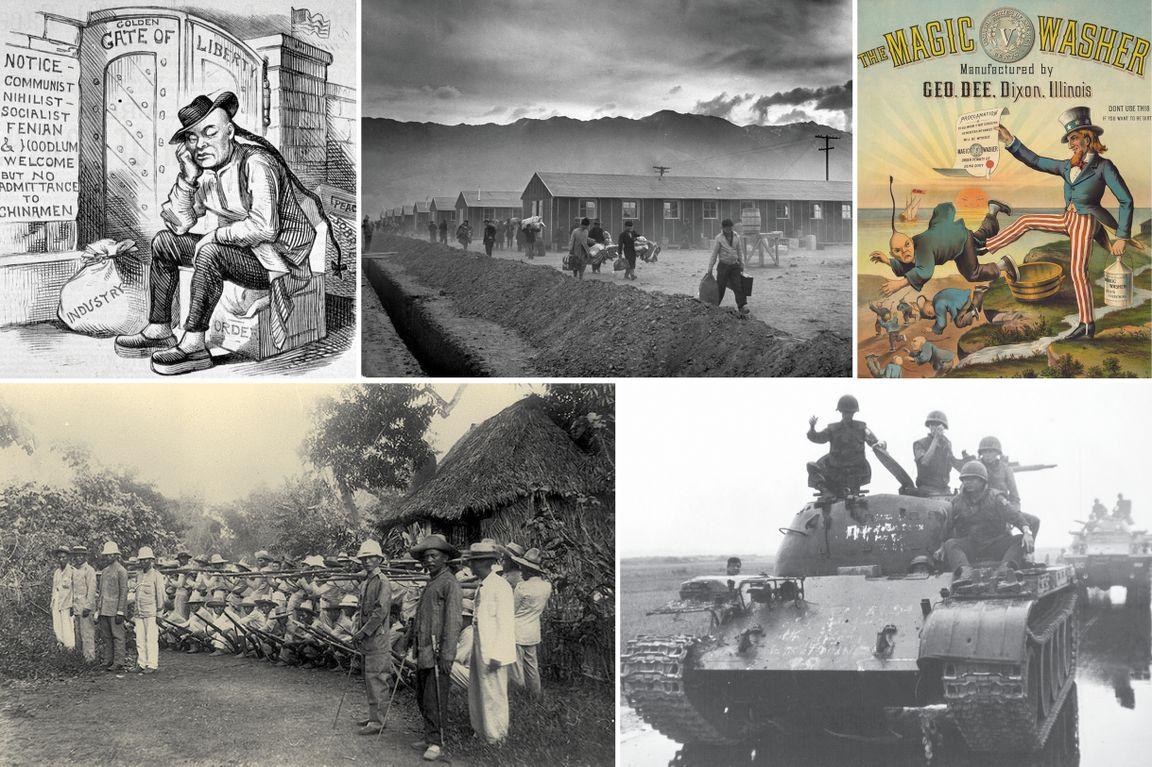 Asian American history