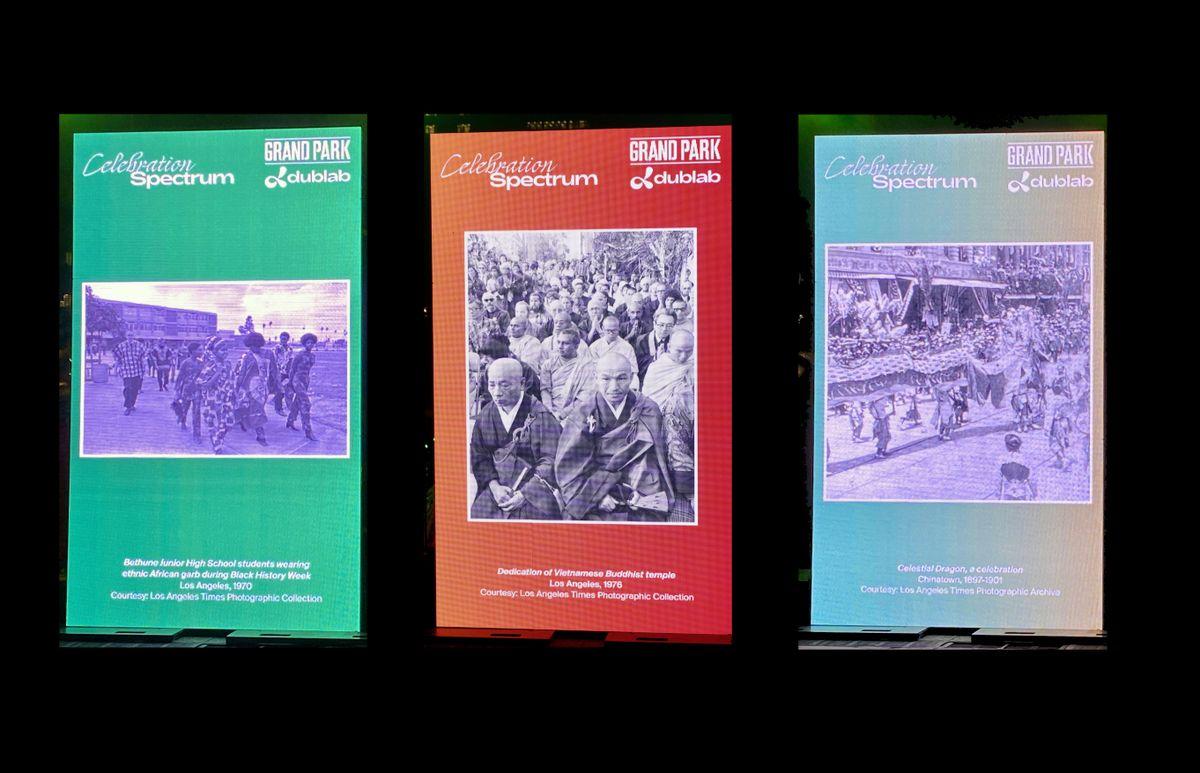 Archive images for Celebration Spectrum