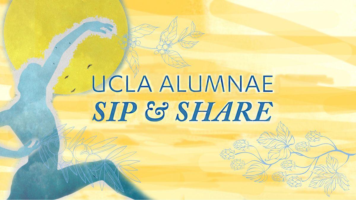 UCLA Alumnae Sip & Share