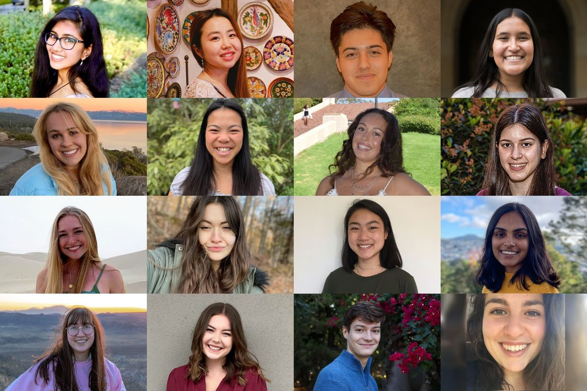 2021 UCLA Library Prize for Undergraduate Research winners