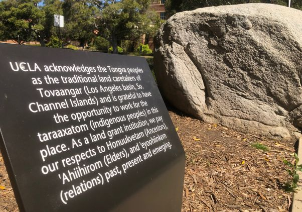 Click to open the large image: UCLA Tongva land acknowledgement