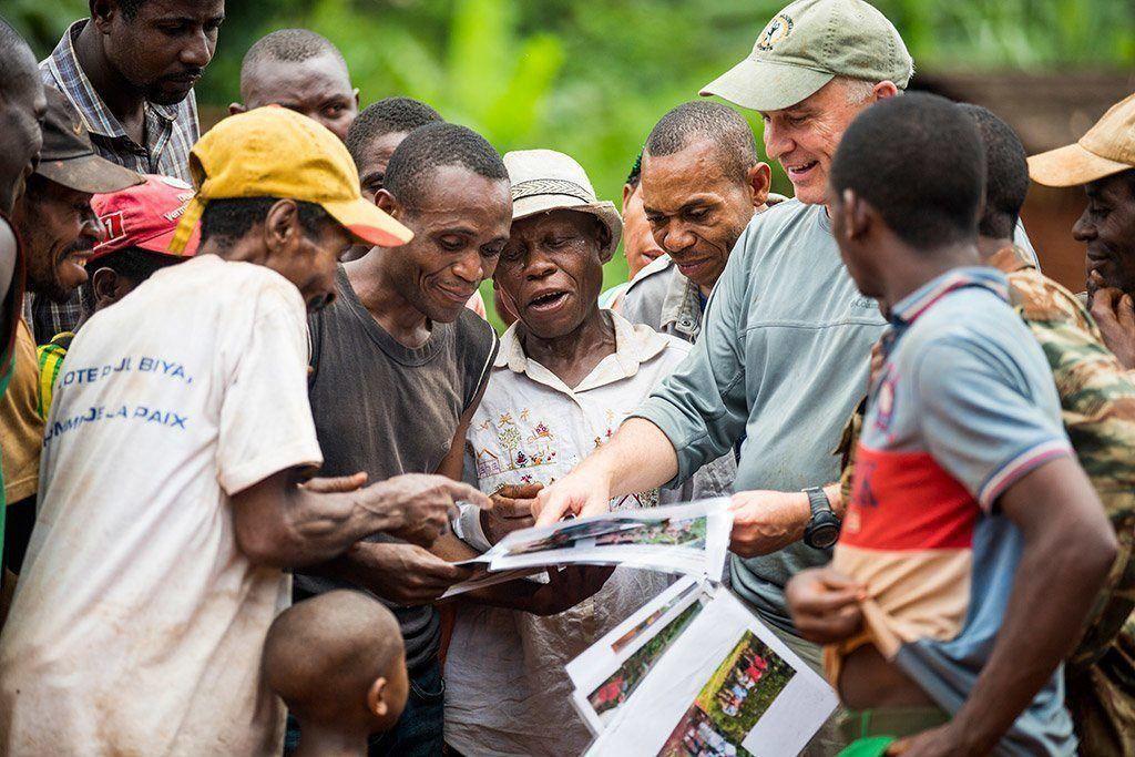 Congo Basin Institute Tom Smith