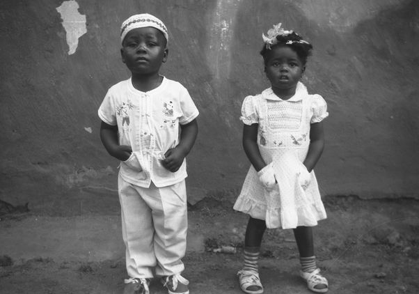 Click to open the large image: Chila two babies