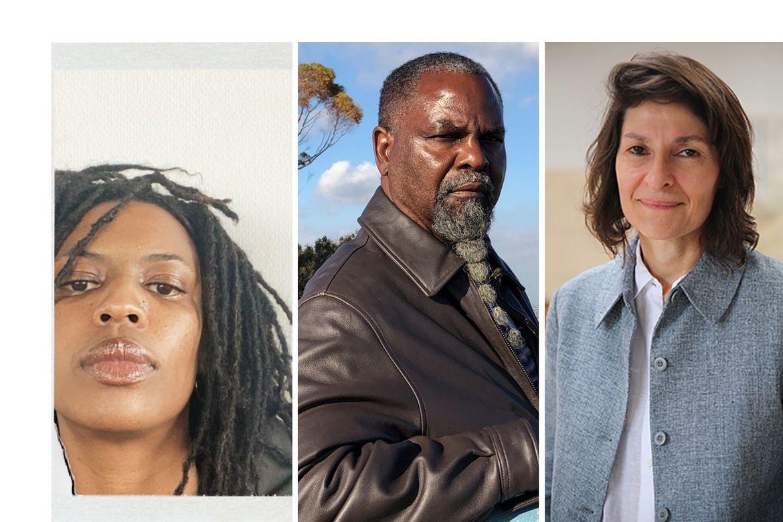 Kandis Williams, MR. WASH and Monica Majoli