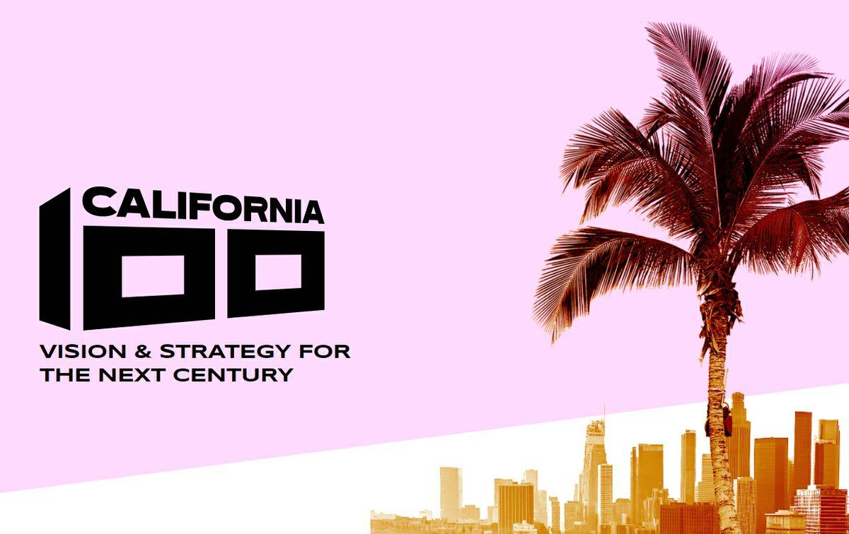 California 100 logo