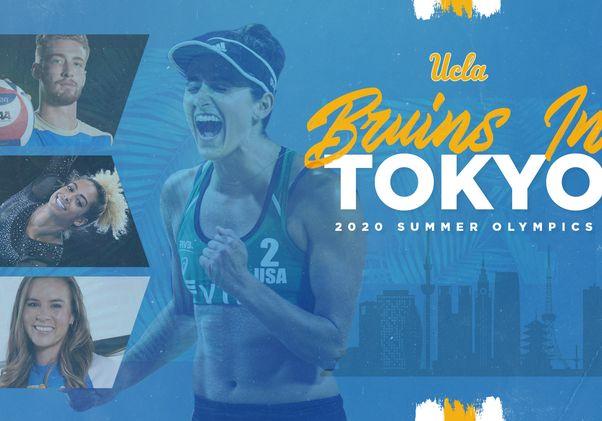 Bruins Tokyo Olympics