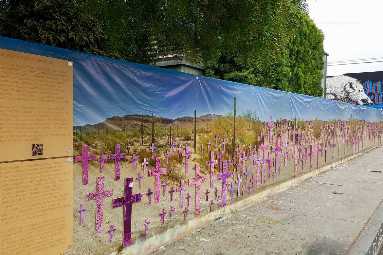 Mujer Migrante Memorial