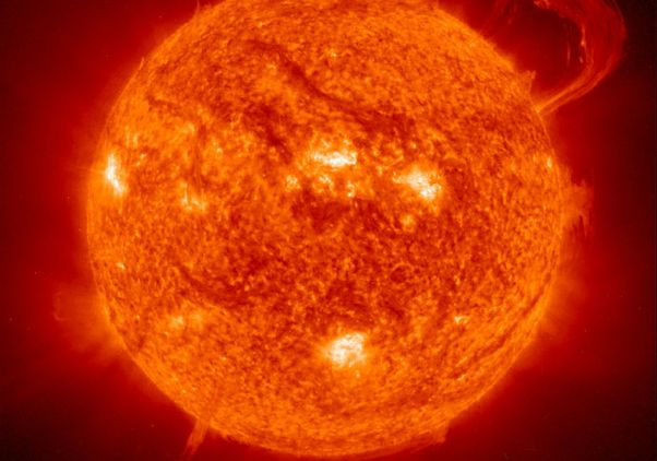 Click to open the large image: Solar activity