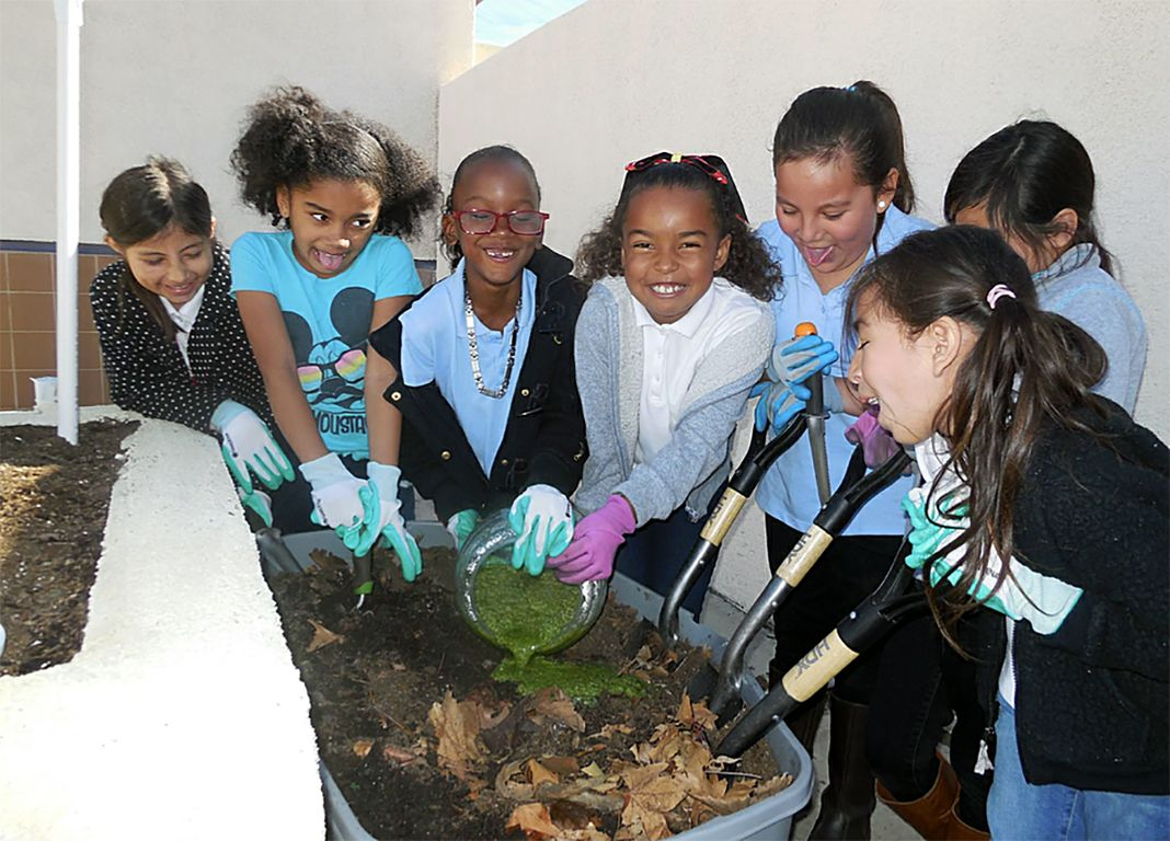 Brentwood Learning Garden Project
