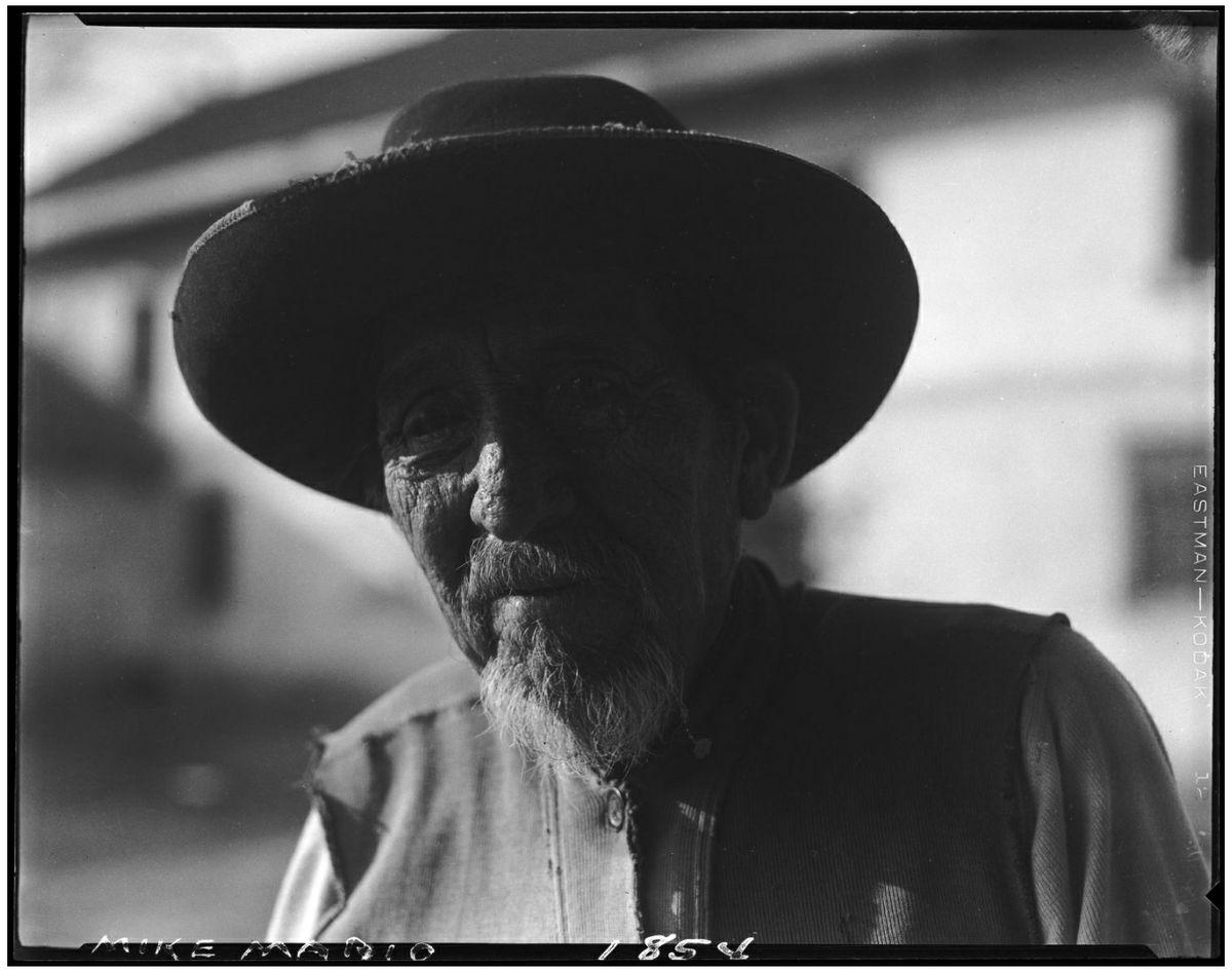 Mike Mario at Rancho Los Cerritos