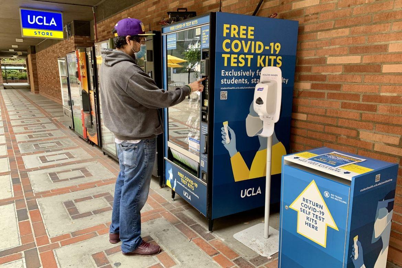 Purchasing Covid-19 test