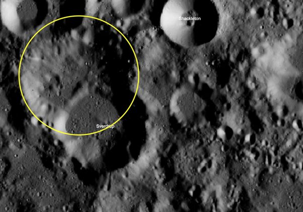 Click to open the large image: Henson Crater