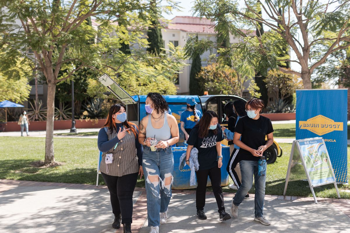 Bruin Buggy and return to campus 2021